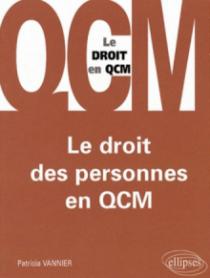 Le droit des personnes en QCM
