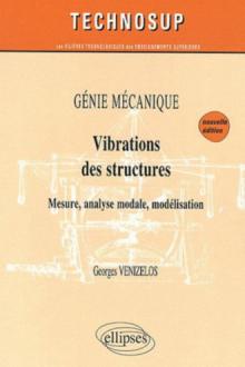 Vibrations des structures - Génie mécanique - Niveau B - 2e édition