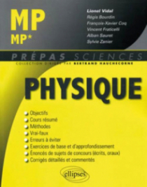 Physique MP/MP*