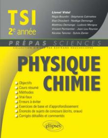 Physique-chimie TSI2/TSI2*