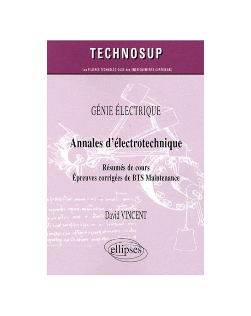 Annales d'électrotechnique
