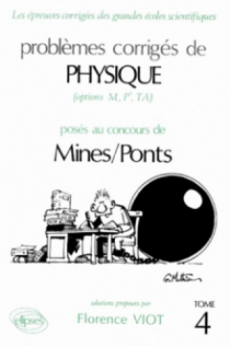 Physique Mines/Ponts 1988-1989 - Tome 4
