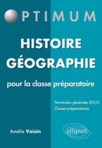 Histoire – Géographie pour la classe préparatoire