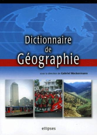Dictionnaire de Géographie