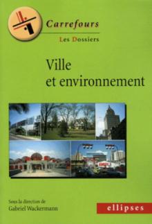 Ville et environnement