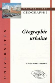 Géographie urbaine