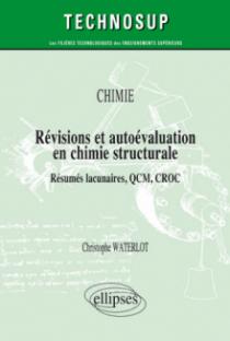 Révisions et autoévaluation en chimie structurale