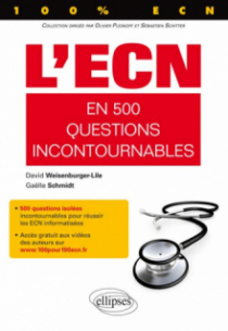 L'ECN en 500 questions indispensables