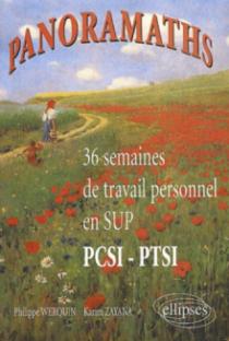 Panoramaths - 36 semaines de travail personnel en Sup