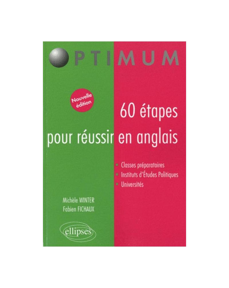 60 étapes pour réussir en anglais - nouvelle édition