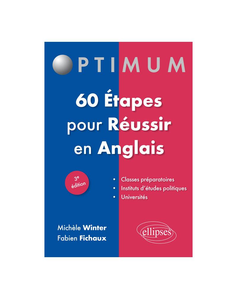 60 étapes pour réussir en anglais - 3e édition