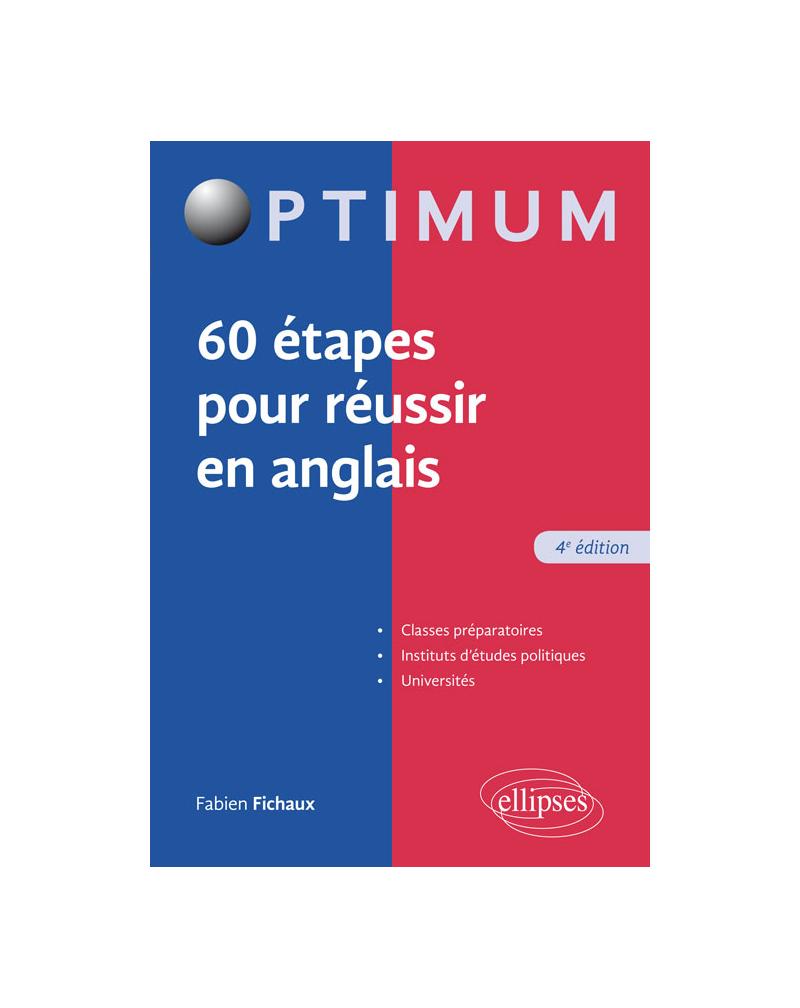 60 étapes pour réussir en anglais - 4e édition
