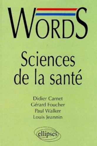 Word Sciences de la Santé