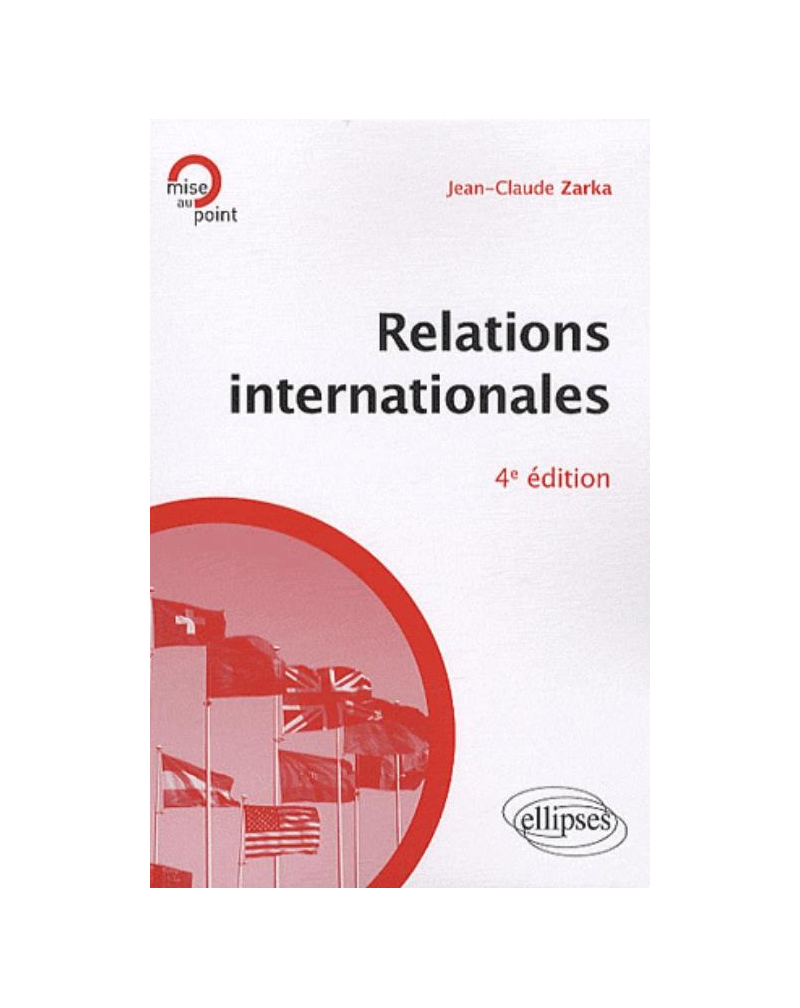 Relations internationales - 4e édition