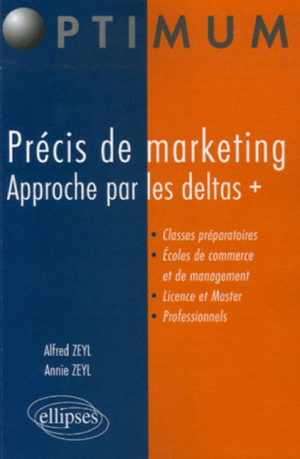 Précis de marketing