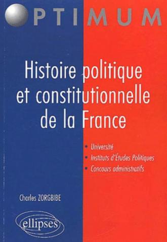 Histoire politique et constitutionnelle de la France