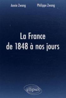 La France de 1848 à nos jours - concours PLP2