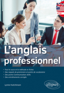 L'anglais professionnel niveau A2/B1