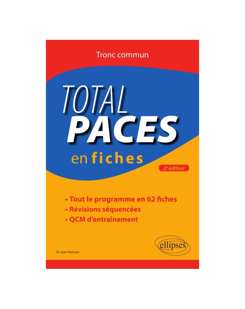Total PACES en fiches - 2e édition