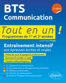 BTS Communication - 2e édition