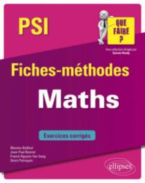 Mathématiques PSI
