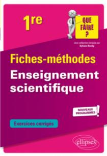 Enseignement scientifique - Première - nouveaux programmes