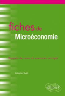 Fiches de Microéconomie