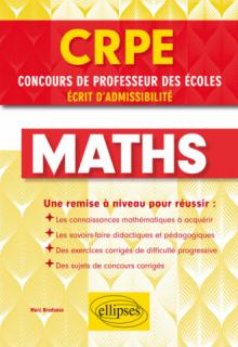 Les maths pour le concours de professeur des écoles