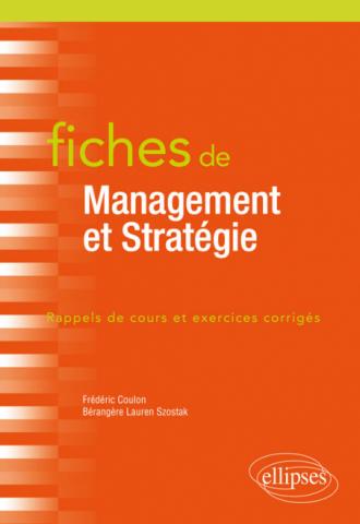Fiches de Management et Stratégie