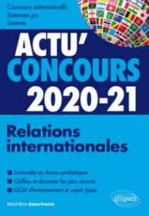 Relations internationales 2020-2021 - Cours et QCM