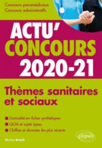 Thèmes sanitaires et sociaux 2020-2021 - Cours et QCM