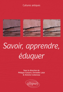 Savoir, apprendre, éduquer - programme ENS 2020