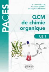 UE1 - QCM de chimie organique