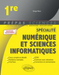 Spécialité Numérique et sciences informatiques - Première - nouveaux programmes