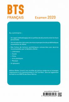 BTS Français - Culture générale et expression - 1. À toute vitesse ! - 2. Seuls avec tous. Examen 2020