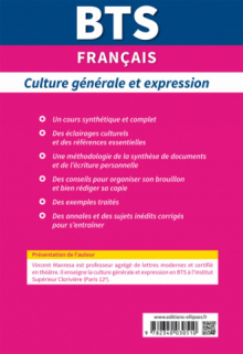 BTS À toute vitesse ! - Culture générale et expression - Examens 2020 et 2021