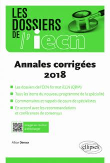 ECNi – Annales corrigées 2018