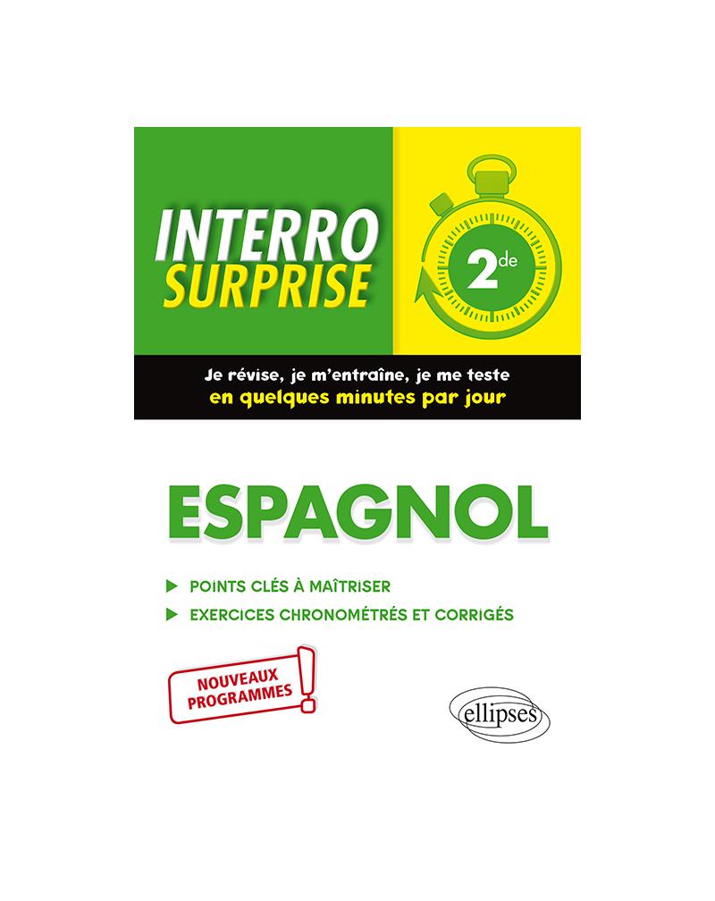Espagnol - Seconde - nouveaux programmes