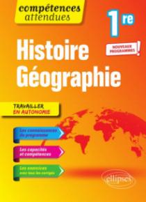 Histoire-géographie - Première - nouveaux programmes