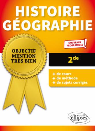Histoire Géographie - Seconde - nouveaux programmes