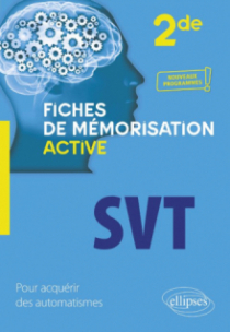 SVT - Seconde - nouveaux programmes