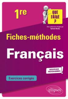 Français - Première nouveaux programmes