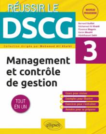 UE3 - Management et contrôle de gestion