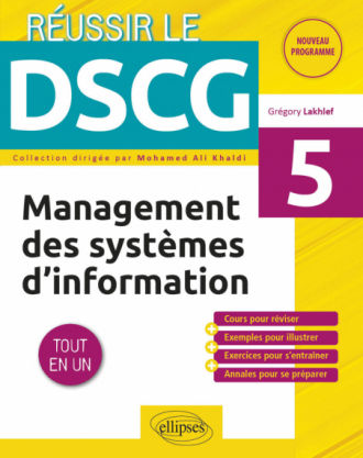 UE5 - Management des systèmes d'information