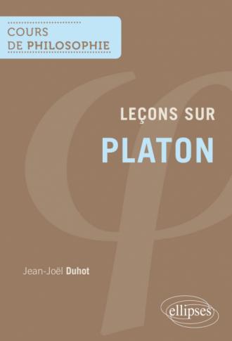 Leçons sur Platon