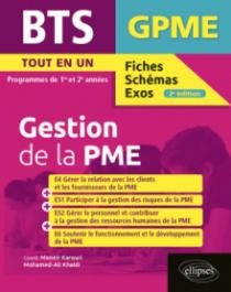 BTS Gestion de la PME - 2e édition