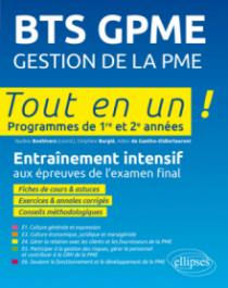 BTS Gestion de la PME