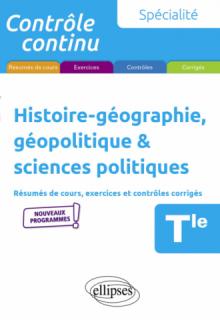Spécialité Histoire-géographie, géopolitique & sciences politiques - Terminale - Nouveaux programmes