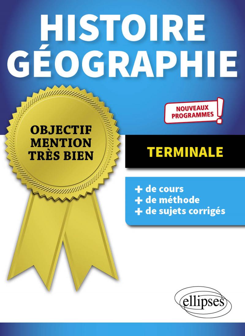 Histoire Géographie - Terminale - Nouveaux programmes