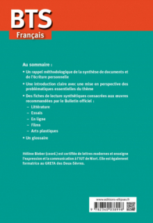 BTS Français - Culture générale et expression - De la musique avant toute chose ? - Examens 2021 et 2022